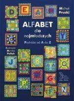 Okładka książki Alfabet dla najmłodszych. Podróże od A do Z Michał Pruski