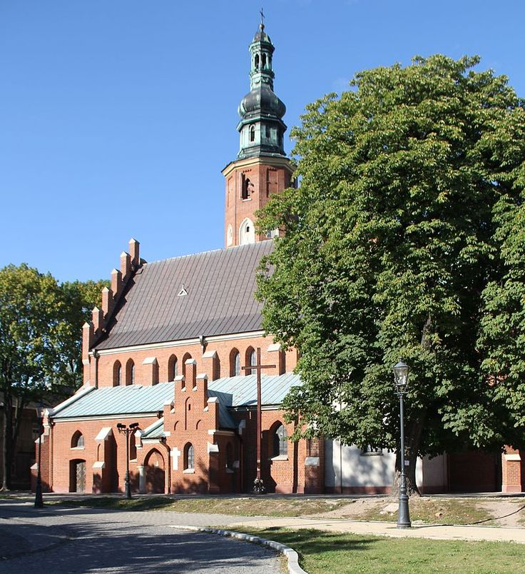 Church of Saint John the Baptist in Radom 1 - Radom – Wikipedia, wolna encyklopedia