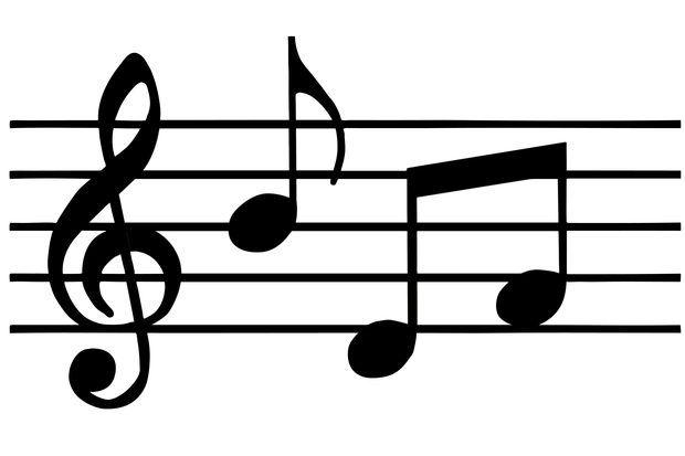 Cómo leer notas musicales de un violín
