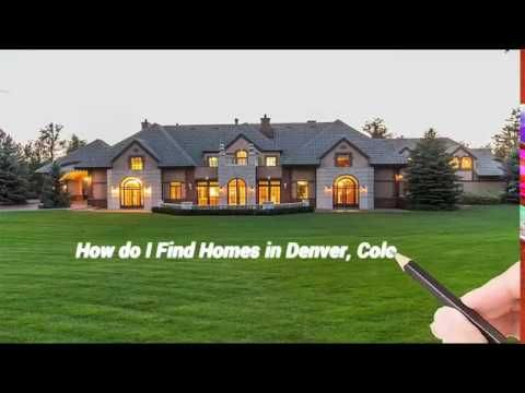 Beautiful Homes for Sale in Denver, Colorado | ISO Denver Real Estate On...