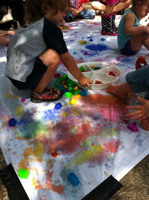 The Children's Art Group