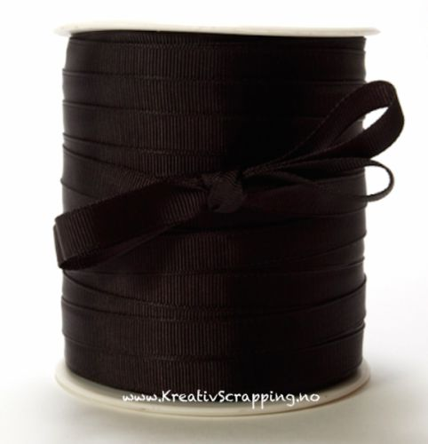 MAY ARTS - RIBBONS NYLON 3/8 - SX10 - BLACK MAY ARTS-Grosgrain Ribbon. This solid colored ribbon is a good addition to a present, a floral arrangement, or other project. This package contains one 3/8 inch.Available in a variety of designs, each sold separately.