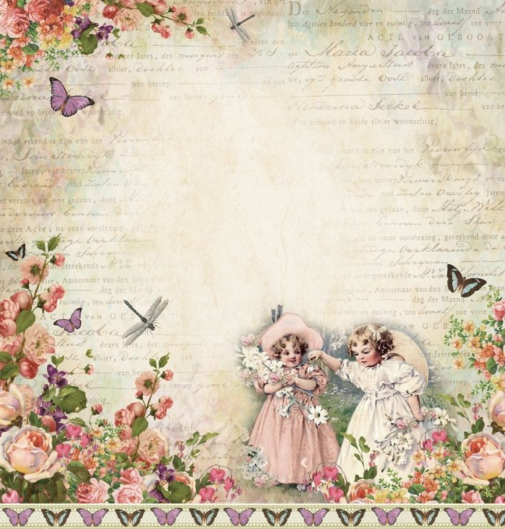 1000 ideas about vintage backgrounds on pinterest - Scrapbook background free printables ...