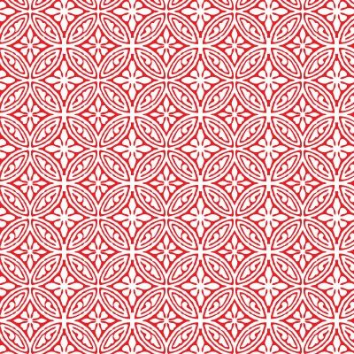 Ian Lynam continues to post his series of red, white, and black patterns based on Japanese graphic design of the 50s over at Neojaponisme