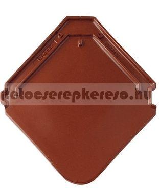 Bramac Smaragd selyemfényű gesztenye tetőcserép akciós áron a tetocserepkereso.hu ajánlatában