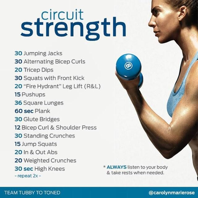 8 week strength program pdf