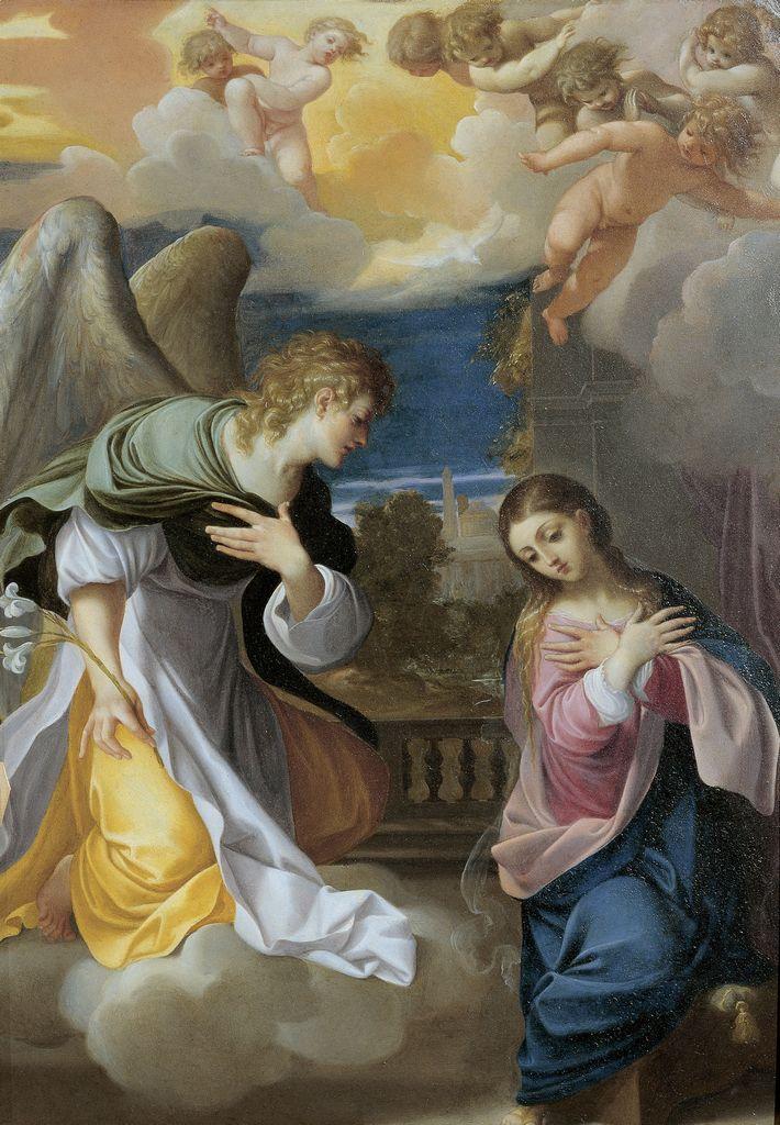 Ludovico Carracci - Annunciazione