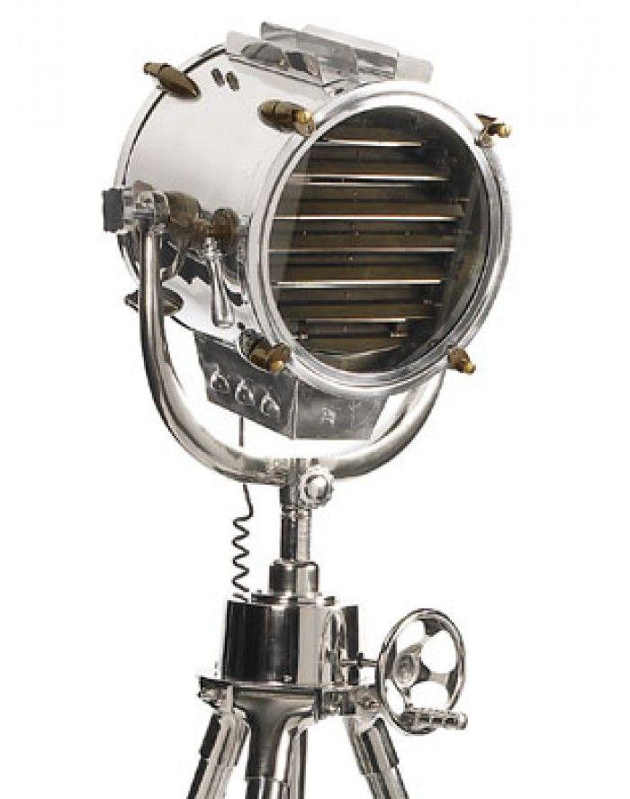 Staande nautische lamp