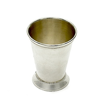 It's the little details that get noticed in the centrepieces.  Mint Julep vases are always a classic.
