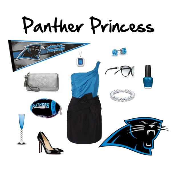 Panther Princess, created by mrssobelle on Polyvore