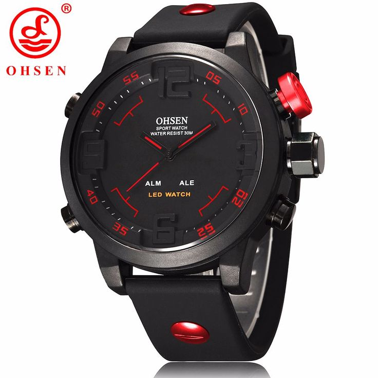 New Fashion OHSEN Led Digital Watch! http://mobwizard.com/product/new-fashion-ohsen-le32618900344/ #watch #watches #fashion #man #woman #classic #luxury #newdesign #leather