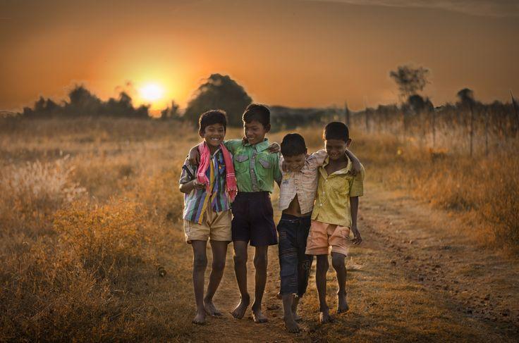 Friendship by Gajendra Kumar on 500px
