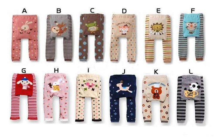 Japanese baby leggings...they need to make these in adult sizes, so cute!!