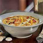 Lobster Chowder Recipe   MyRecipes.com
