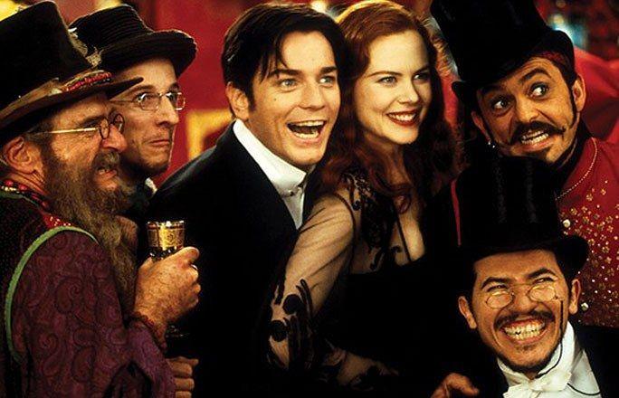 Moulin Rouge,films cultes à regarder à Noel