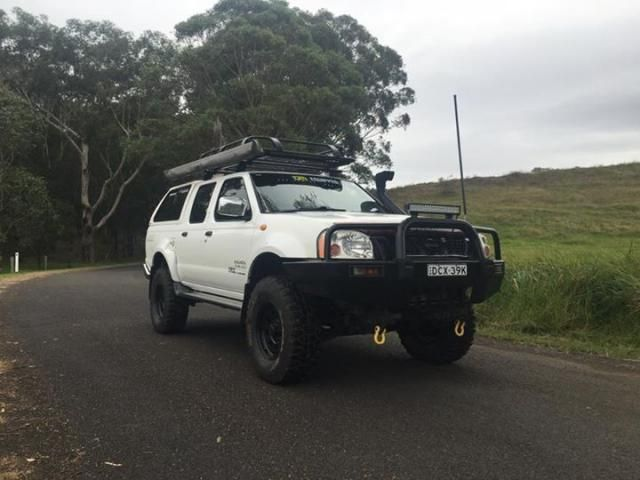 2004 Nissan Navara D22 4WD is listed For Sale on Austree - Free Classifieds Ads from all around Australia - http://www.austree.com.au/automotive/cars-vans-utes/2004-nissan-navara-d22-4wd_i3336