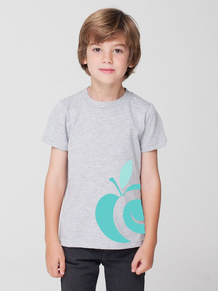 AppleCheeks toddler shirts - Riptide inspired $20