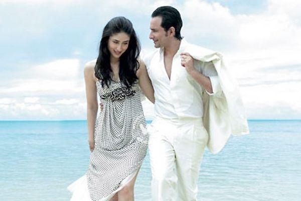 Tashan, Kurban and Agent Vinod are the three movies where Kareena Kapoor and Saif Ali Khan have  teamed up on...