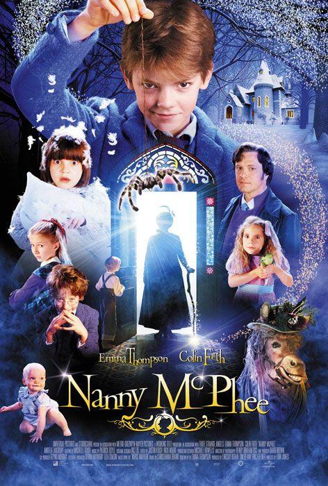 Poster zum Film: Eine zauberhafte Nanny