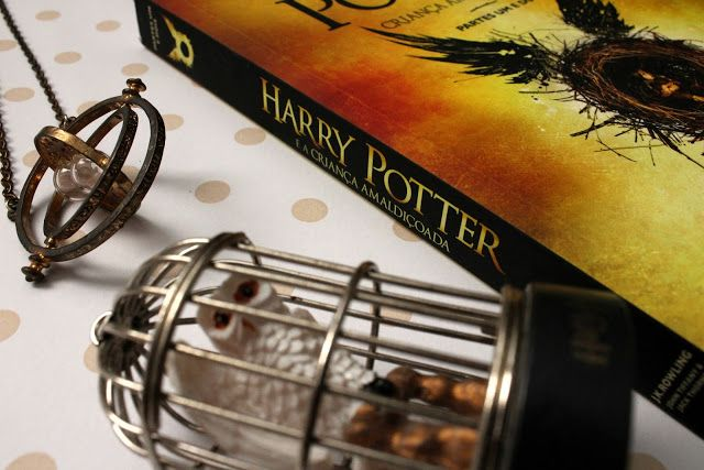 Fleur de Lune: Resenha: Harry Potter e a Criança Amaldiçoada
