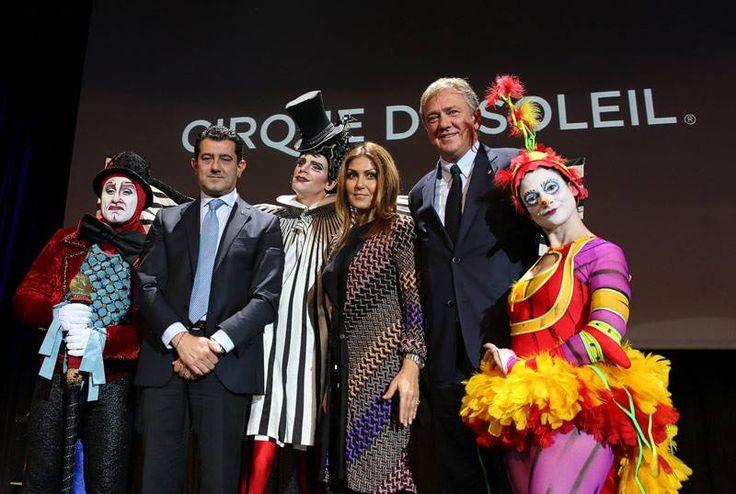Cirque du Soleil - exklusiv für MSC Kreuzfahrten