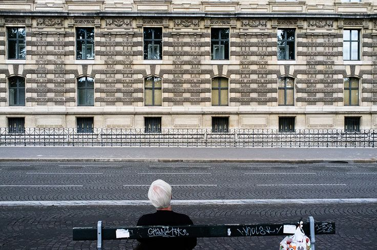 Julien Legrand - Project: A moment alone