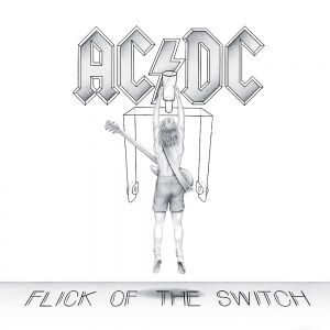 AC/DC - Flick of the Switch (1983) - MusicMeter.nl
