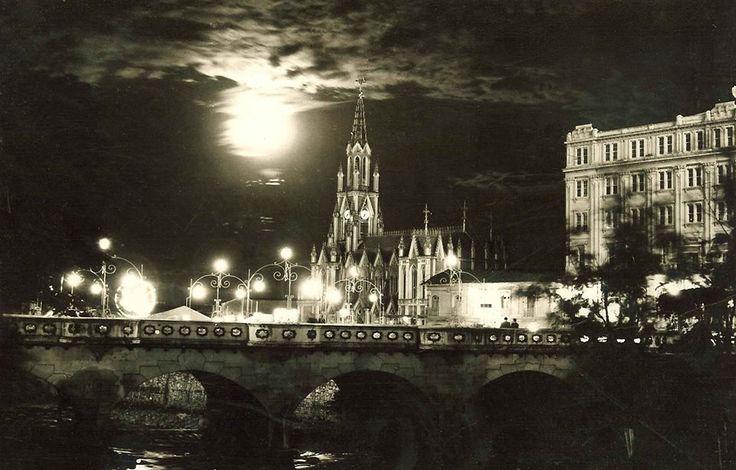 FOTOS ANTIGUAS SANTIAGO DE CALI. Victor Osorio Tamayo