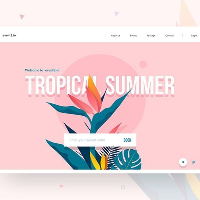 Logo Inspiration Hire Top Quality Creatives To Grow Your Business At Twine Twine Can Help You Get A Website Design Inspiration Web Layout Design Web Design