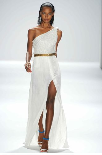 Beautiful Greek Inspired Gowns Motif - Ball Gown Wedding Dresses ...