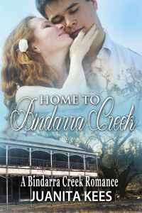 When fate brings together two lost souls, it's time to leave the shadows behind and come Home to Bindarra Creek