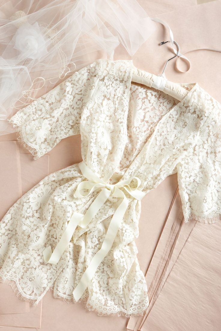 cute robe for the honeymoon or getting ready for the big day.