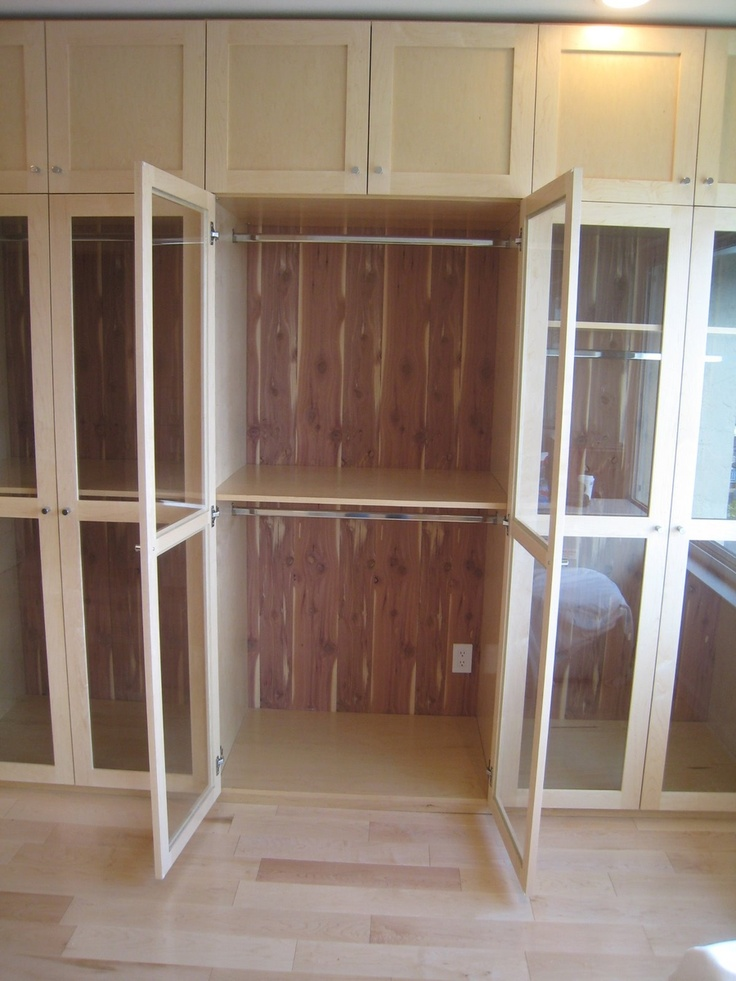 Custom Closets Great Idea Using Cedar Functional Closets