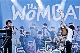 Wombats PinkPop 2012