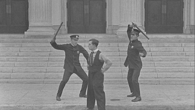 COPS (SHORT FILM)