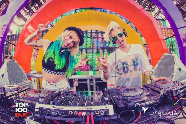 Liv & Kim Nervo!!!