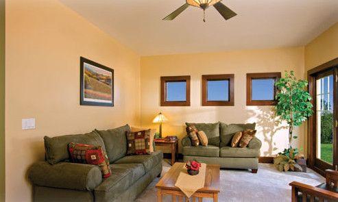 Formal Living Room Modular Homes Idea Gallery - All American Homes