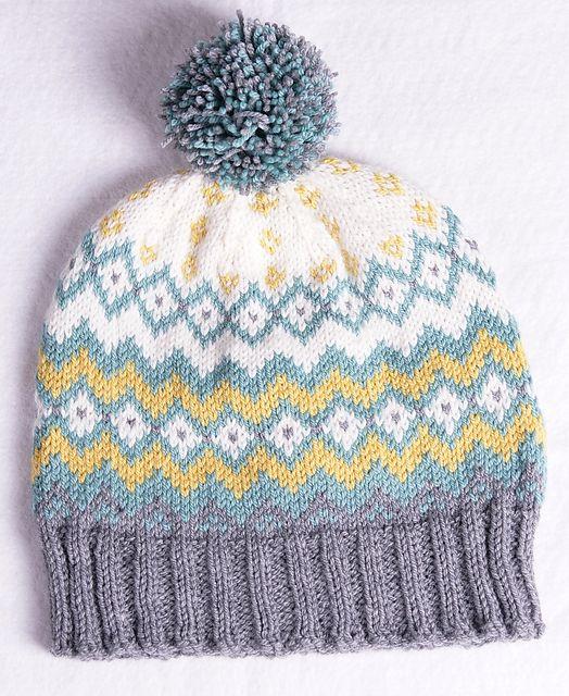 60 best Fair Isle Knitting images on Pinterest   Knitting ...