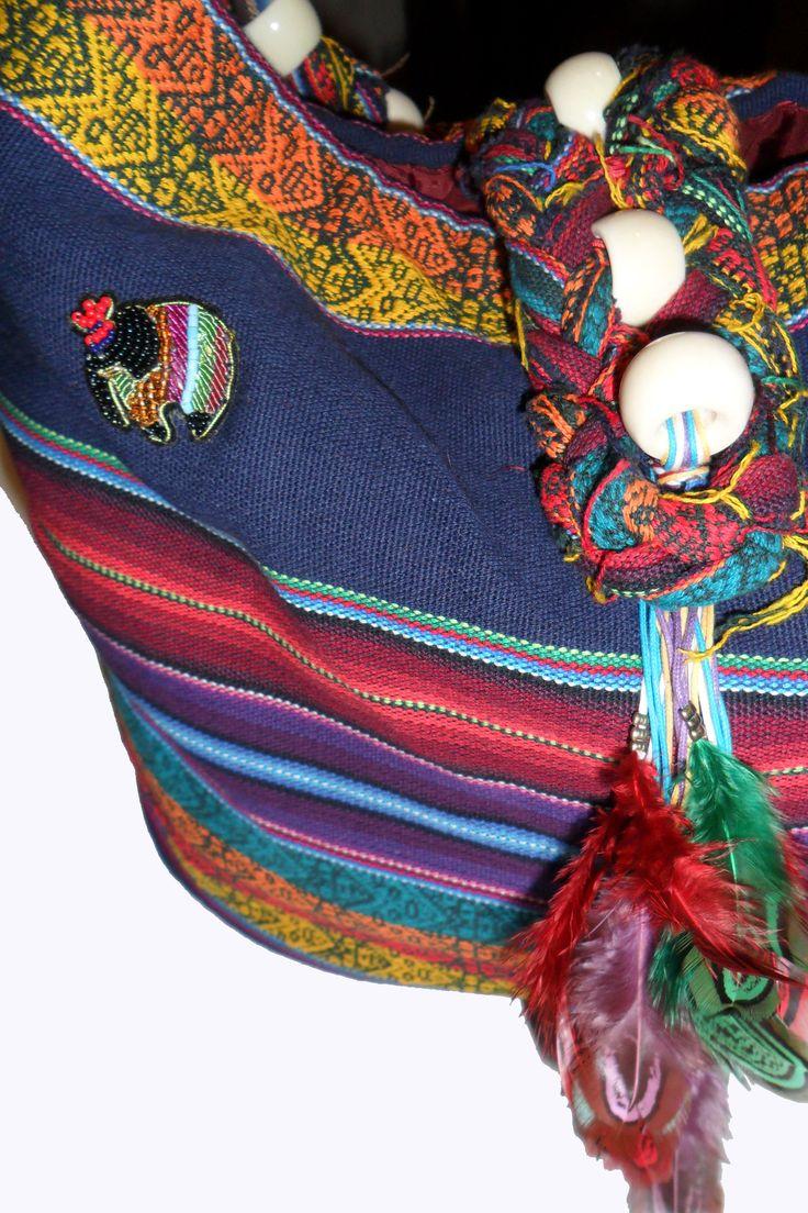 N.Africa Shoulder bag detail.