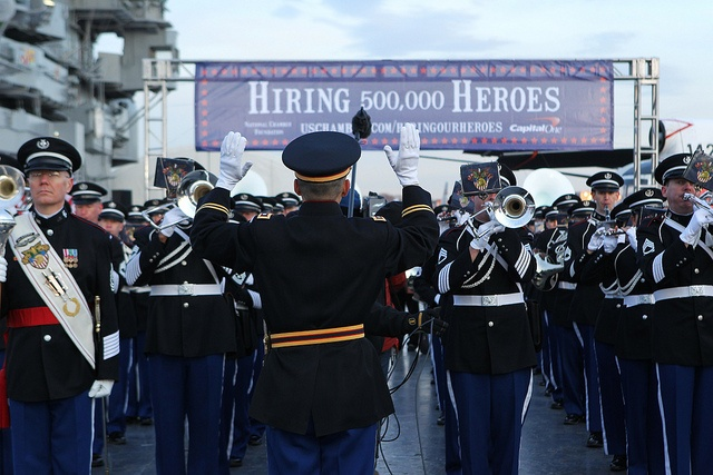 Hiring Our Heroes in New York City #USChamber