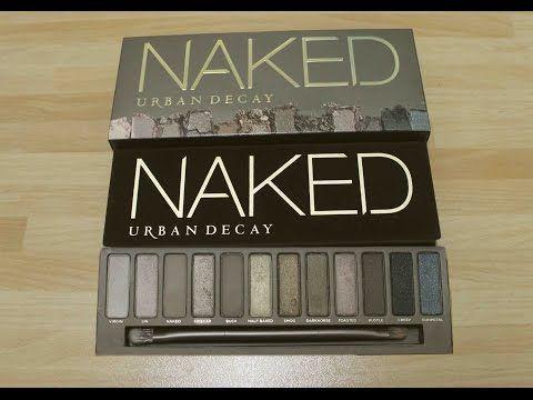 Naked 1 , Urban Decay : recensione swatches voto e descrizione . - YouTube