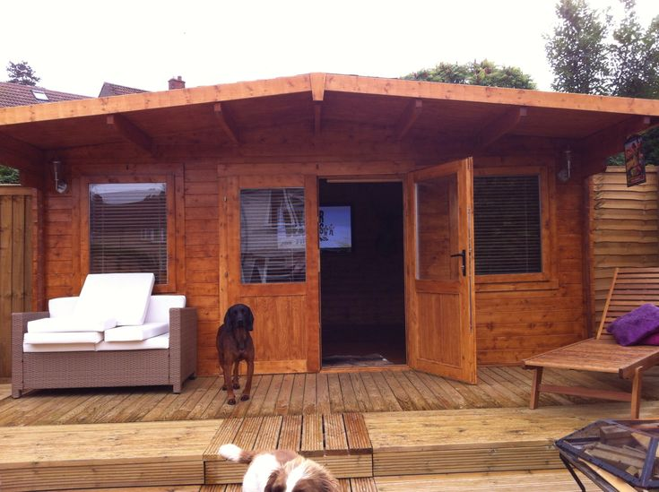 Our cabins are perfect for all members of the family!