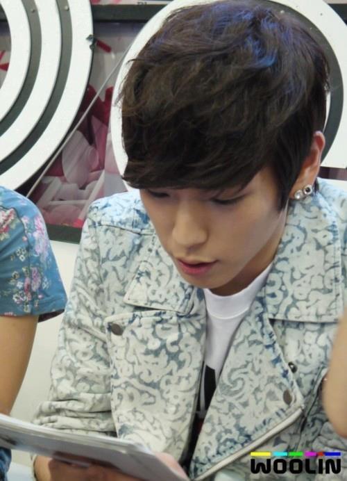 Kim Himchan pre-debut
