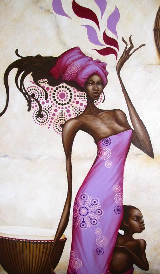 Ilustración #africa