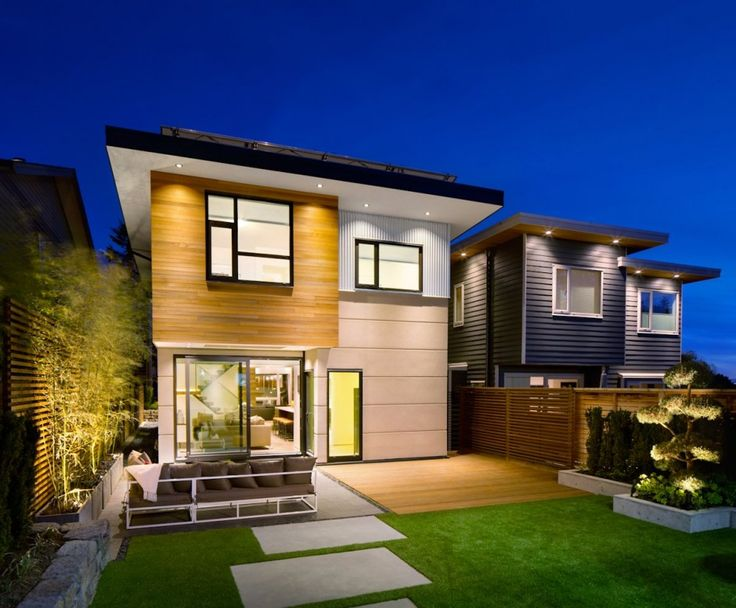 92 Best Modern Home Designs Images On Pinterest | Facades, House Exteriors  And Modern