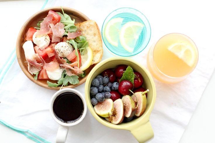 Энергетический завтрак