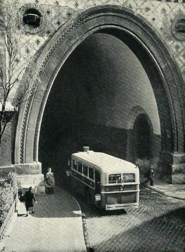 1938. Az Alagút nyugati oldala
