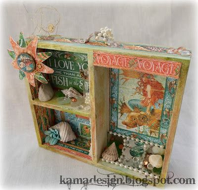 Altered seathemed box for GDT spot