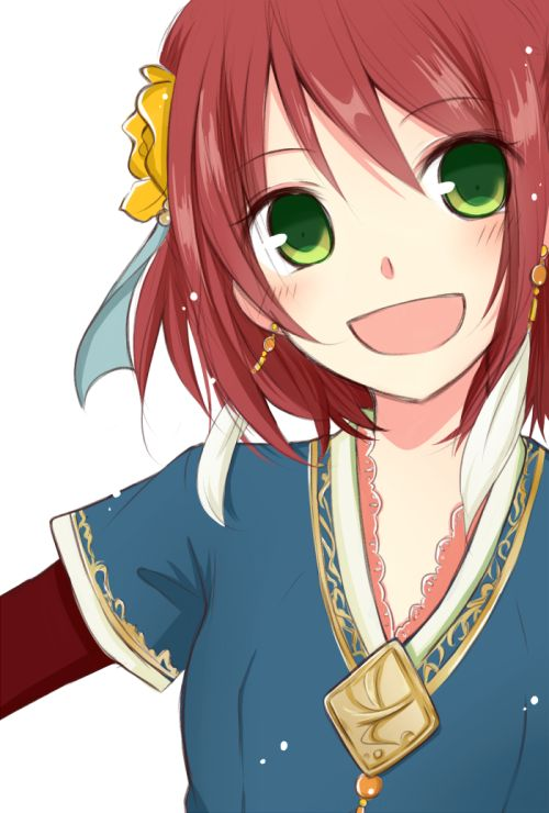 Cute Styles Girl Wallpaper Akagami No Shirayukihime Aka Snow White With The Red Hair