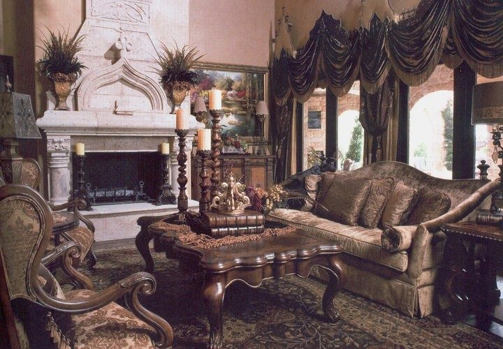 Old World Decor | Old World | HOME DECOR